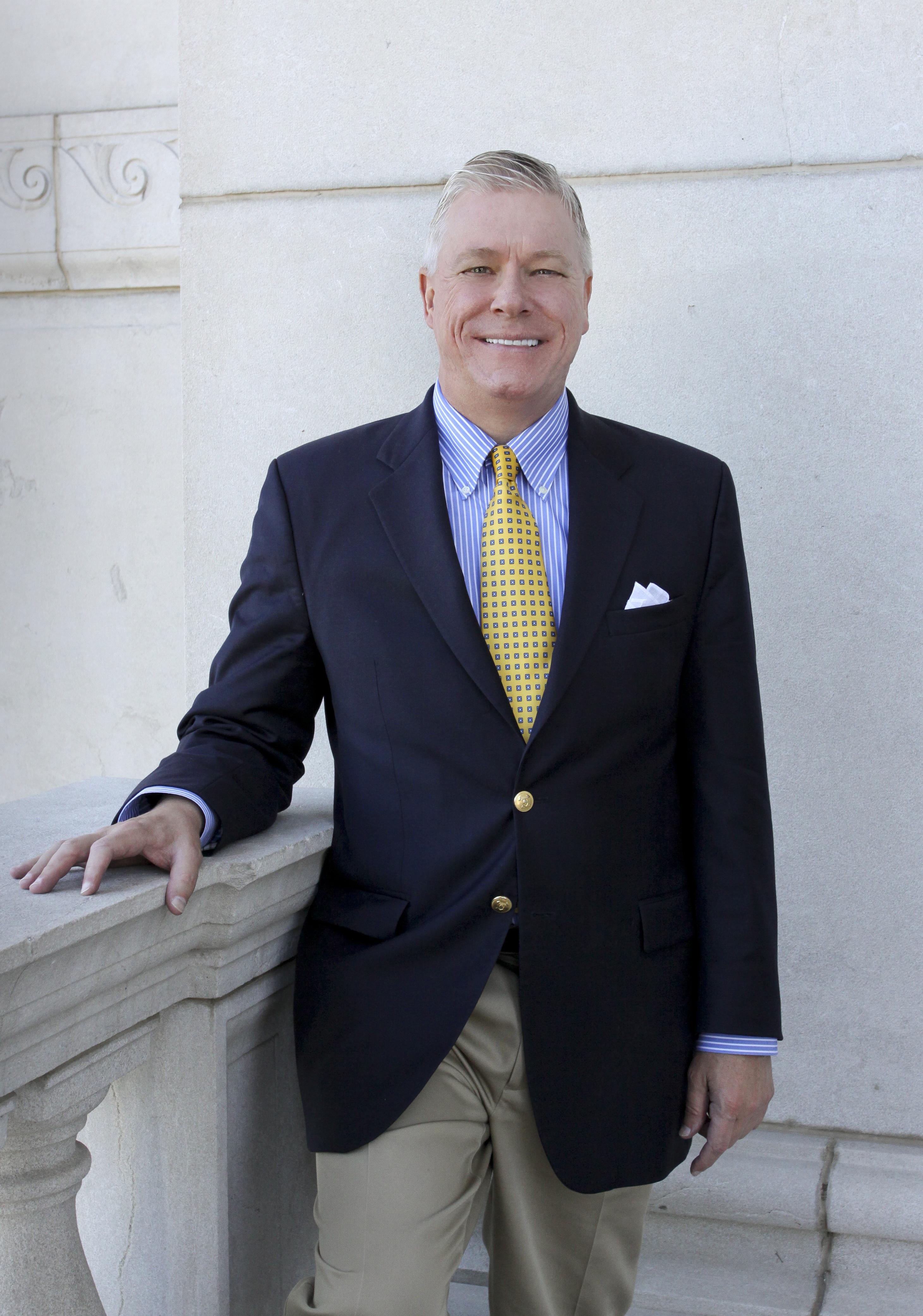 "Photo of Political ""A"" List:  Lieutenant Governor Peter Kinder"