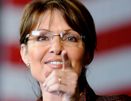 Photo of Fear Factor: Sarah Palin and 2012