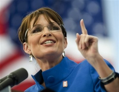 Photo of Sarah Palin Unelectable?