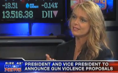 Photo of Dr. Gina Loudon Responds to Obama's Gun Control Measures