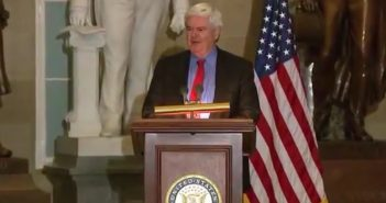 Newt Gingrich WASHMOP 2013