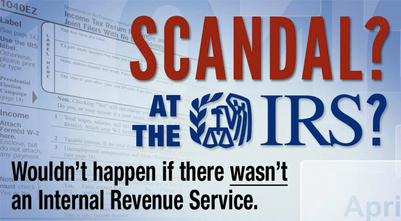 Photo of Could we REALLY abolish the IRS? Bob Unruh of WND.com & Dr. Gina say so!