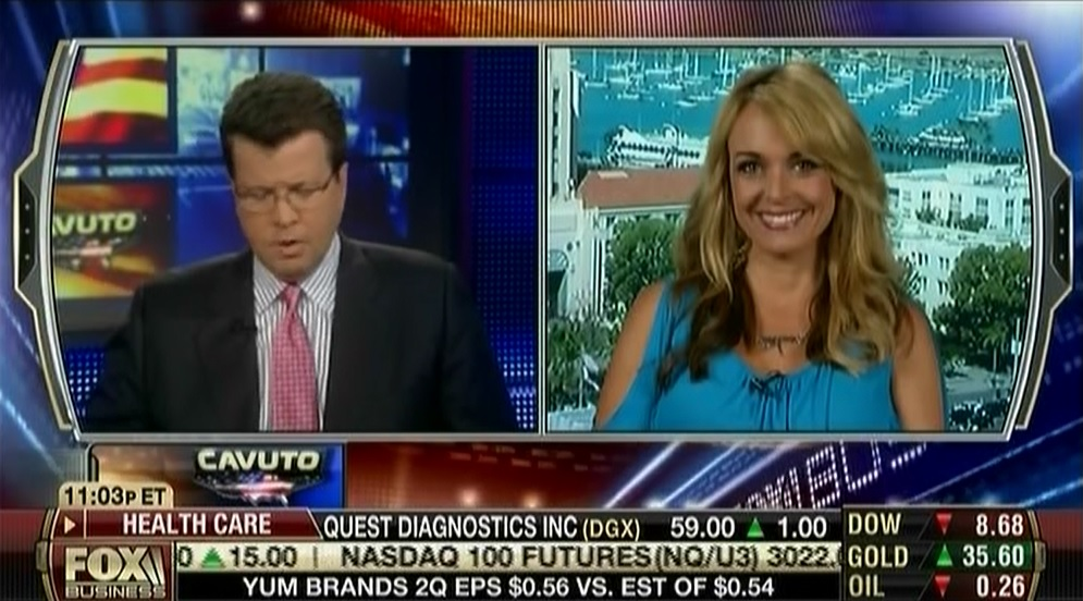 Photo of Dr. Gina calls for abolishing the IRS on Fox Business