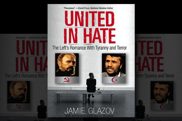 Photo of Jamie Glazov explains the left's alliance with radical jihad