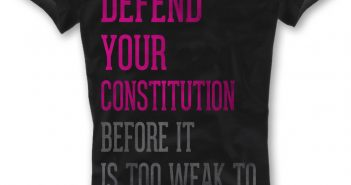 Defend Your Constitution