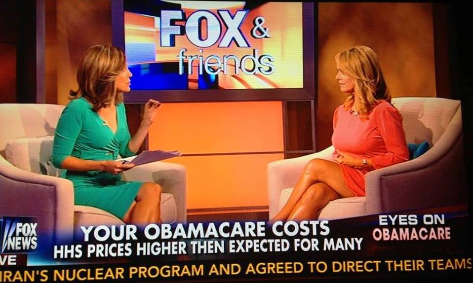Photo of Obamacare is an estimate based on a guess – Dr. Gina on Fox and Friends