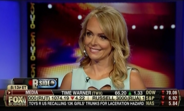 Photo of Stand Strong GOP and Shut Down the Gov't! Dr. Gina on Fox Biz calls for Spines of Steel