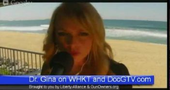 Dr. Gina Show – March 1st, 2013