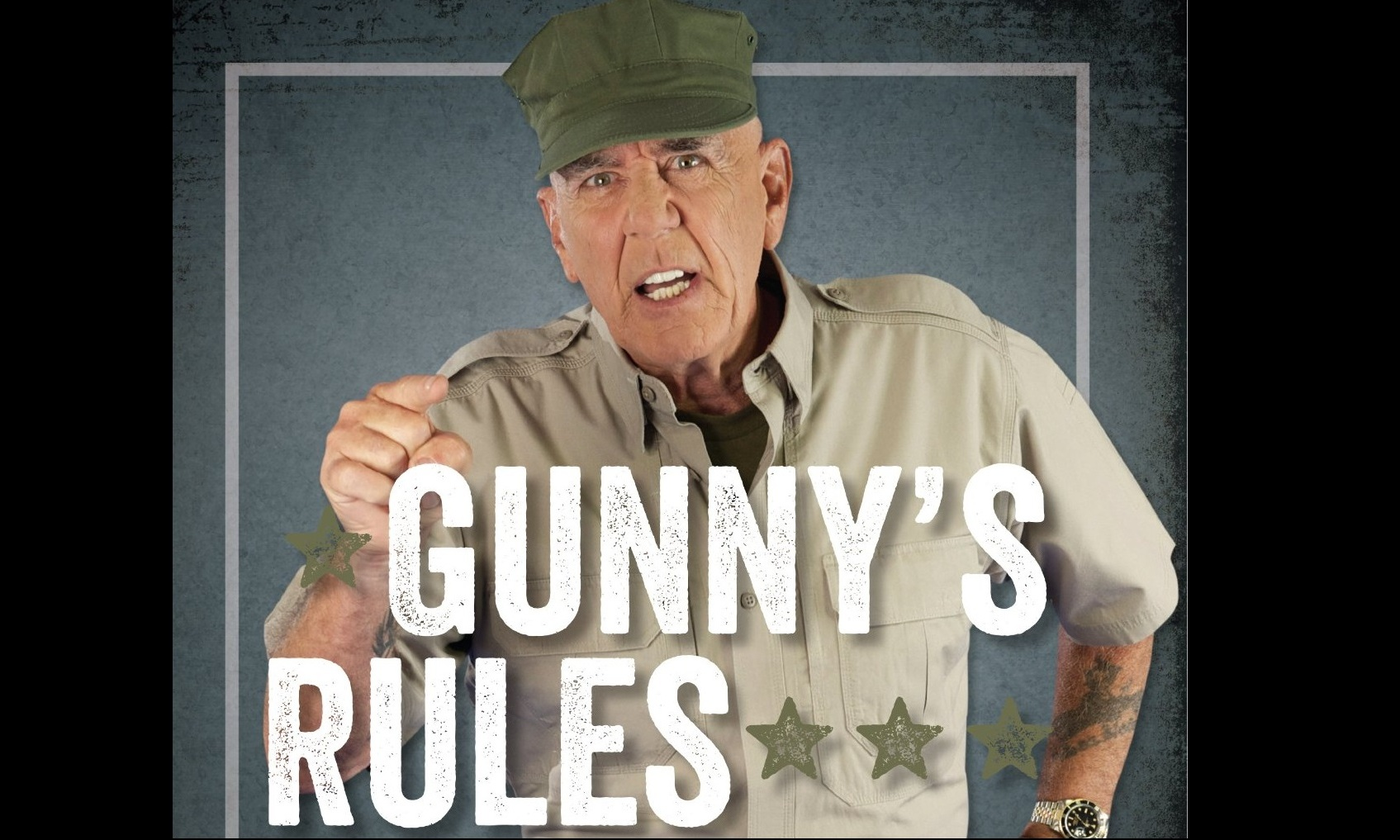 Photo of The Gunny & Dr. Gina Celebrate Our Veterans