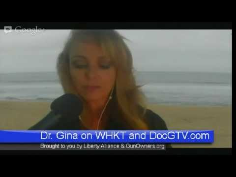 Photo of Dr. Gina Show – March 21st, 2013