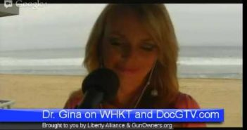 Dr. Gina Show – March 7th, 2013