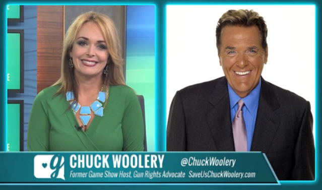 Photo of Chuck Woolery on Bundy Ranch & Big Government