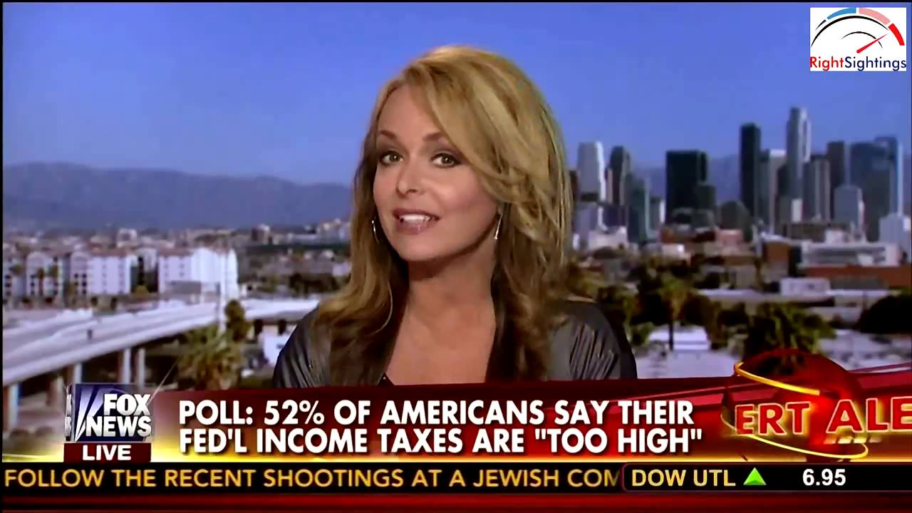 Photo of Dr. Gina Gives 5 Year Progress Report on the Tea Party Movement