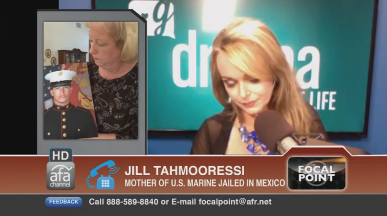 Photo of Jill Tahmooressi's Strong Faith While Her Son Is Imprisoned in Mexico