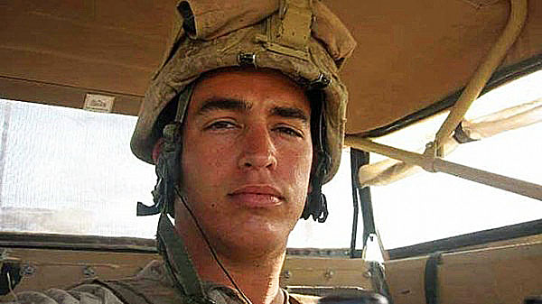 Photo of Jailed Marine's mom: 'My heart is breaking'