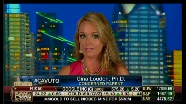 Photo of Dr. Gina Calls Out Obama's Lies About Ebola On Fox Biz
