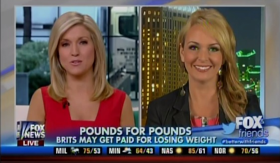 Dr Gina Loudon - Ainsley Earhart - Fox and Friends