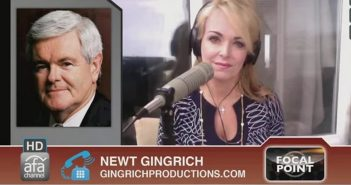 Dr Gina Loudon - Newt Gingrich