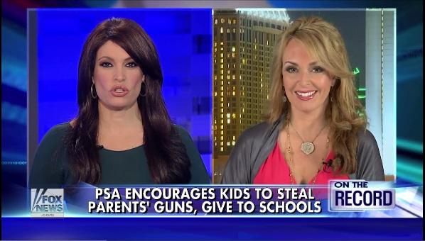 Photo of Anti-gun PSA tells kids to steal parent's guns!