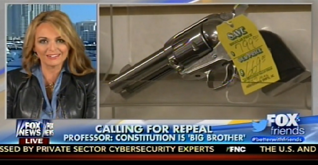 Photo of Repeal the 2nd Amendment???