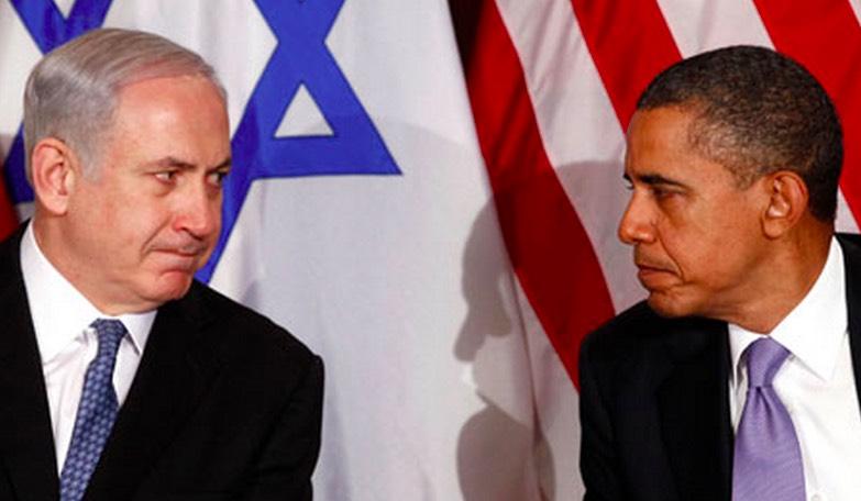 Photo of Obama and Netanyahu: Children of enemies
