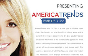 Photo of America Trends with Dr. Gina