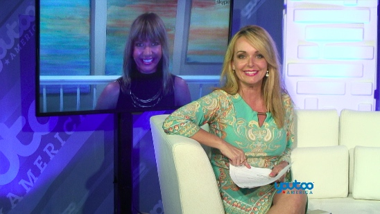 Photo of Megan Barth & Dr. Gina on #TrumpYourCat, Kendall Jenner, & National Nude Day
