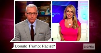 Dr. Gina defends Trump on Dr. Drew & finds Trump's biggest fan