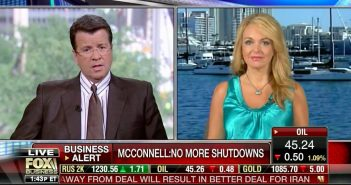 Dr Gina Loudon - Neil Cavuto - Fox News - Fox Business