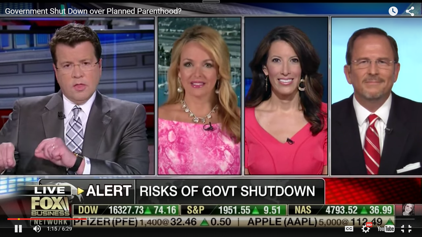 Photo of Government Shut Down over Planned Parenthood?