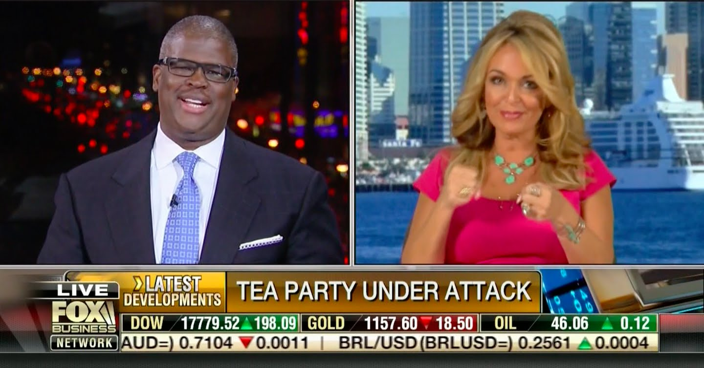 Photo of Tea Party Under Attack Again