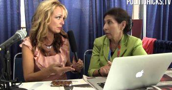 Dr. Gina Interviews Super-Liberal Ellen Ratner