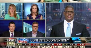Dr Gina Loudon - Charles Payne - Mercedes Schlapp - Ford OConnell Mike Shields