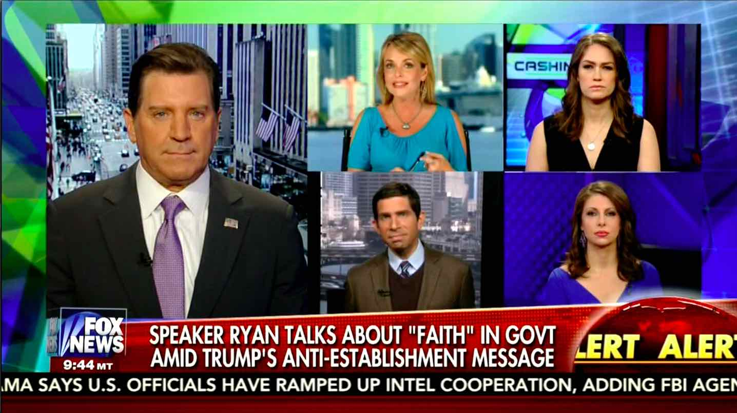 Photo of Speaker Paul Ryan Calls for More Faith in Government