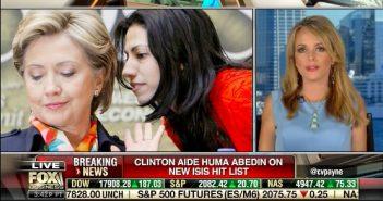 Dr Gina Loudon - Huma Abedin - Hillary Clinton