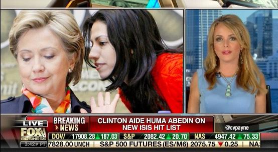 ISIS Threatens Huma Abedin