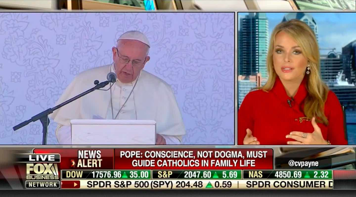 Photo of The Pope's New Proclamation