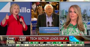 Dr Gina Loudon - Bernie Sanders - Hillary Clinton