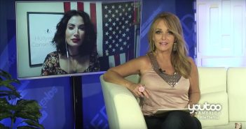 Amanda Head Hollywood Conservative  - Dr Gina Loudon