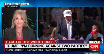 Dr Gina Loudon Donald Trump 7-1