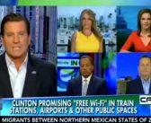 Hillary Promises Free WIFI
