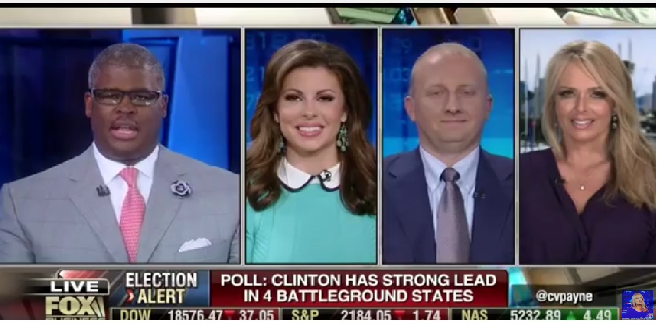 Photo of Trump vs. Hillary polls tightening up