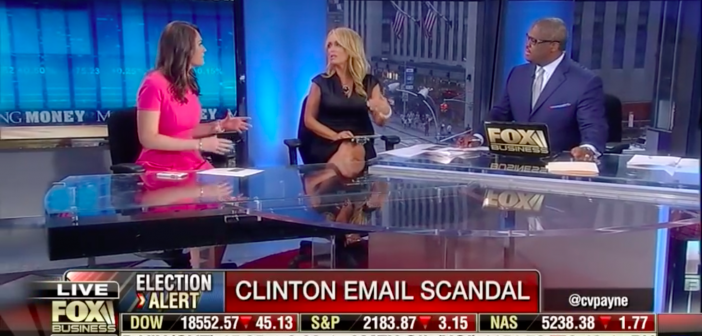 Hillary Clinton busted in another email scandal lie