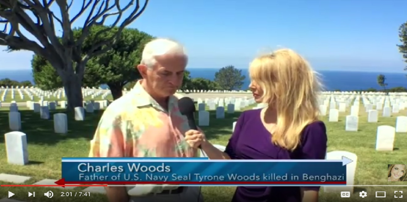 Photo of Charles Woods speaks about his son, Tyrone Woods – Part 1