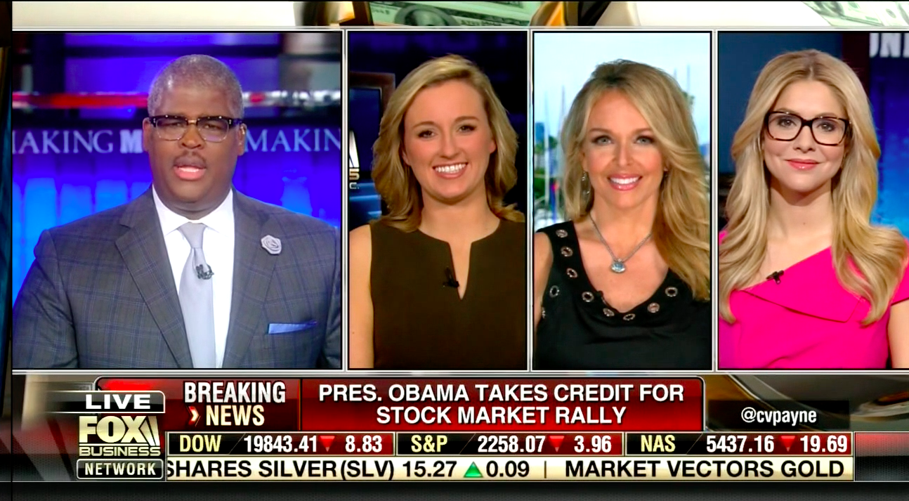 Photo of Obama brags about economy! What a joke?!?!