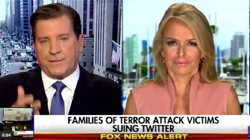 Photo of Families of Terror Attack Victims Suing Twitter