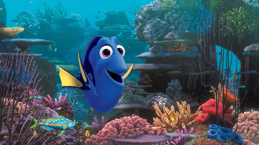 Photo of Finding Dory in a Sea of Terrorists