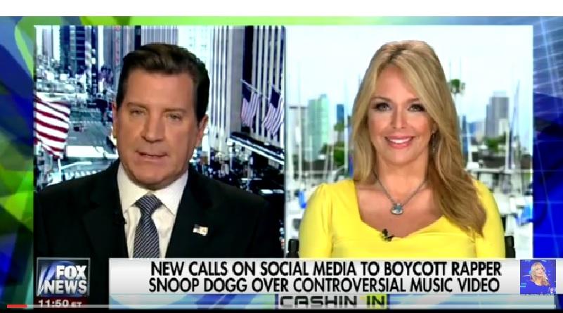 Photo of Snoop Dogg shoots clown Trump. Time to Boycott?