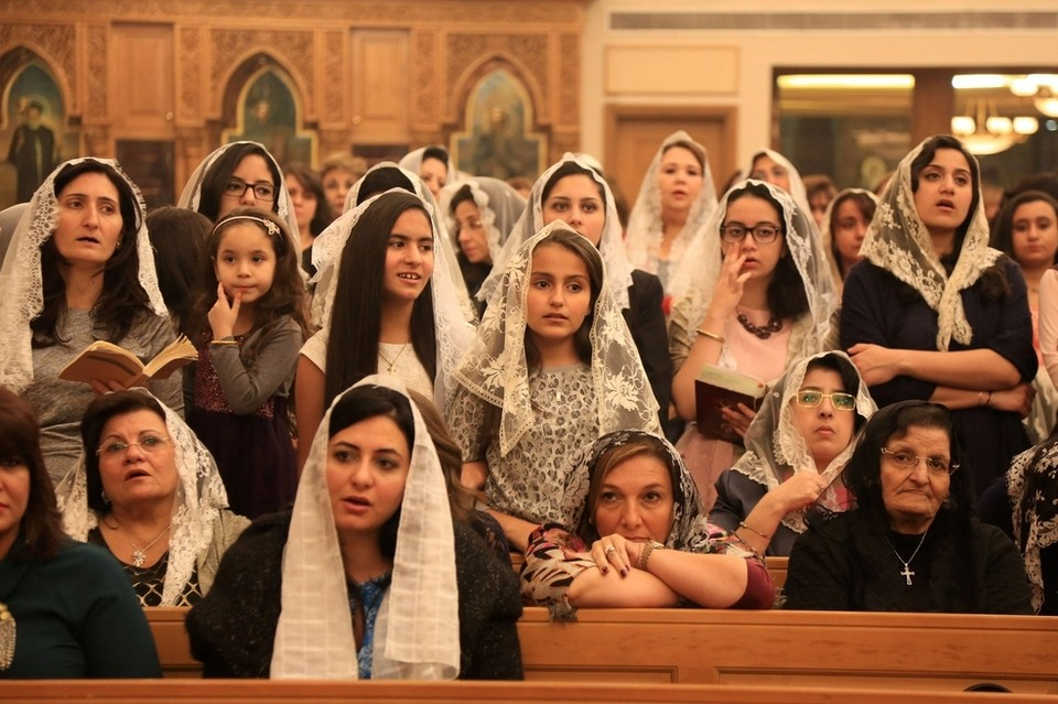 Photo of Egyptian Coptic Christians Cancel Easter Celebrations After Attacks