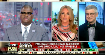 Dr Gina Loudon - Charles Payne - Peter Morici
